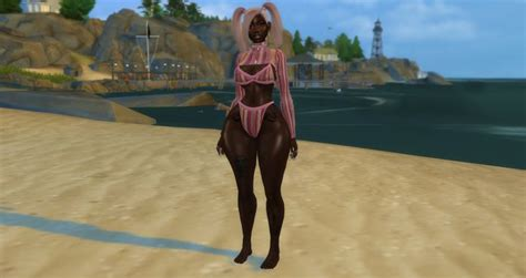 Slink and LLC Body Preset | Sims 4, Sims 4 traits, Sims cc