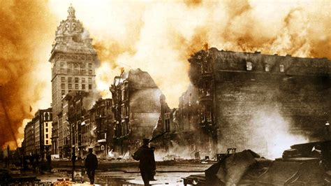 This Day In History: 04/18/1906 - San Francisco Earthquake