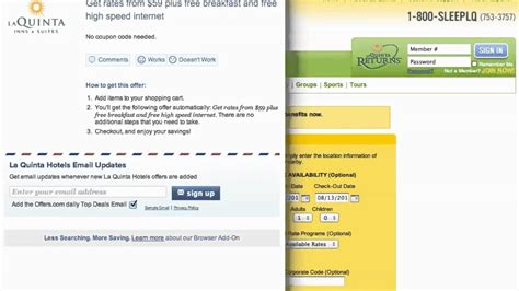 La Quinta Coupon Code 2013 - How to use Promo Codes and