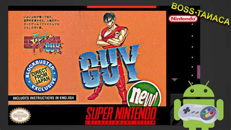 Final Fight Guy - HD Super Nintendo (SNES) on Android #17
