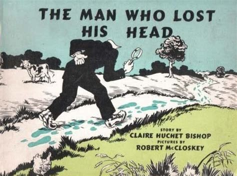 Curious Pages: The Man Who Lost His Head