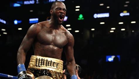 Boxing: Deontay Wilder to face hearing over Dominic
