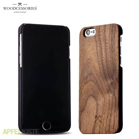 Woodcessories iPhone 6 Holz Hülle Walnuss ECO012