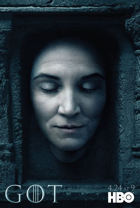 Game of Thrones: Season 6 Character Poster Puts Catelyn