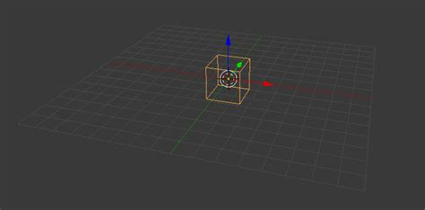 3d view - What is the size of the default grid floor