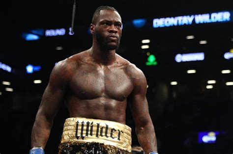 Anthony Joshua vs Deontay Wilder could be ON: Shelly