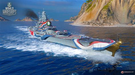 FS Richelieu missing color streamers? - French Battleships