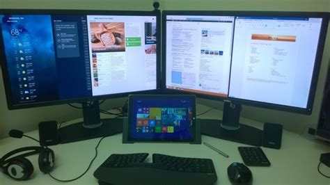 What is the best steps to turn your laptop into a desktop