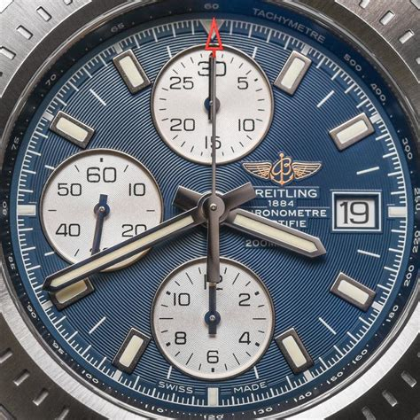 Breitling Colt Chronograph Automatic Watch For 2015 Hands