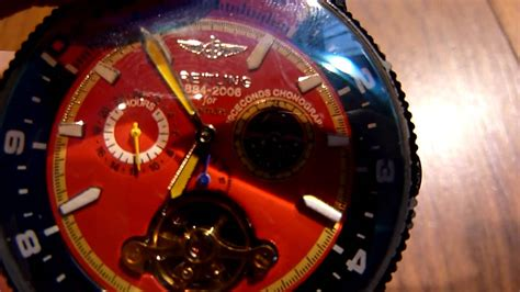 Breitling A68062 - YouTube
