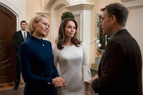 House of Cards Season 6 Images Feature Diane Lane, Greg