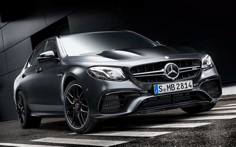 2017 Mercedes-AMG E 63 S Edition 1 - Wallpapers and HD