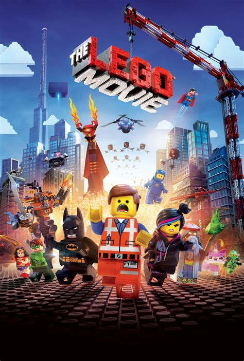 """Outdoor Movie Night Featuring """"The LEGO® Movie"""" - Lewis"""