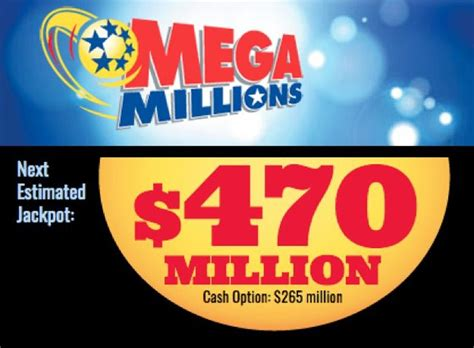 Mega Millions lottery: Did you win Tuesday's $470M drawing