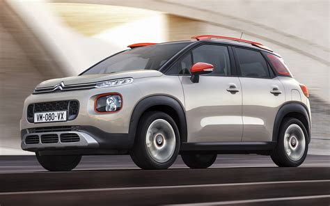 2017 Citroen C3 Aircross - Wallpapers and HD Images   Car