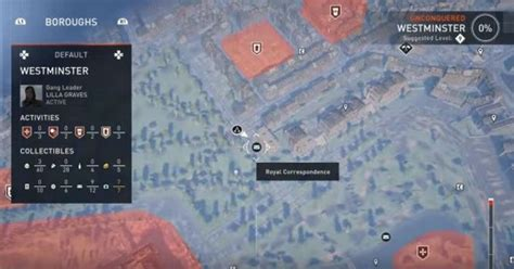 AC Syndicate: How to Find All Royal Letters