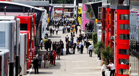 What does it take to keep an F1 team racing around the world?