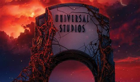 Stranger Things Upside Down Maze Coming to Universal