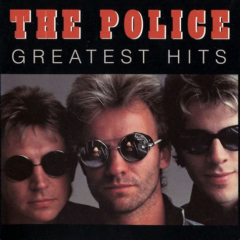 The Police - Greatest Hits | Albums that changed my life