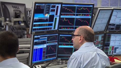 Day traders salivate over market highs - Video - Investing