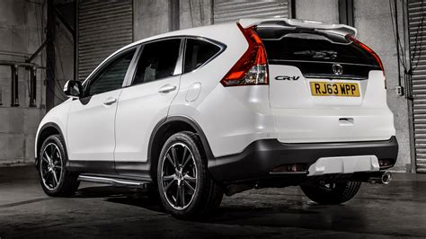 2014 Honda CR-V White - Wallpapers and HD Images   Car Pixel