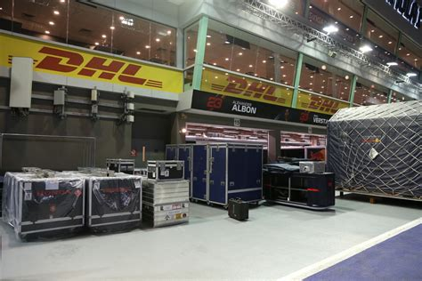 F1 Logistics: From Singapore to Sochi – the race behind