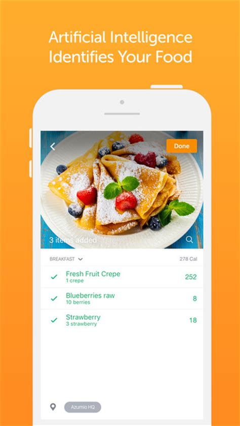 Calorie Mama AI: Diet Counter + DNA Food Tracker for iOS