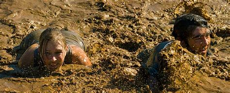 Armed Forces Day - Mud Run | Basic Training - Bootcamp