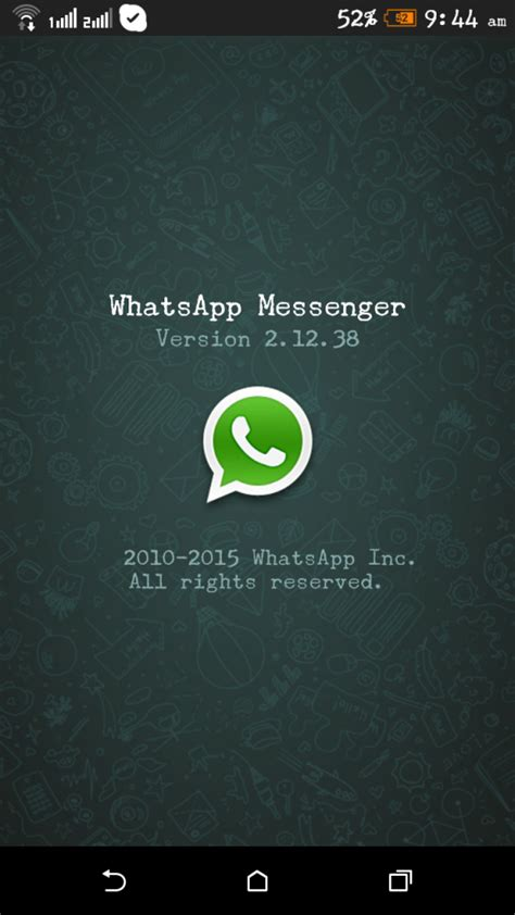 Download Latest Official WhatsApp 2