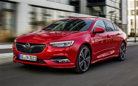 2017 Opel Insignia Grand Sport OPC Line - Wallpapers and