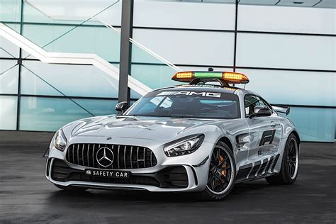 Mercedes-AMG GT R Becomes Formula 1's Most Powerful Safety