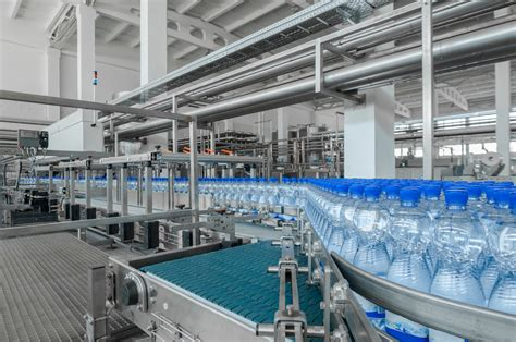 Control Systems For The Food and Beverage Industry