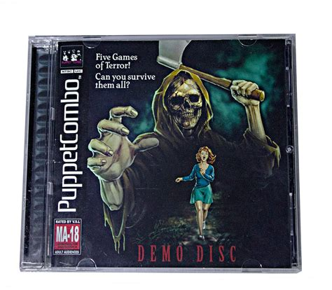 Puppet Combo Demo Disc | Puppet Combo Store